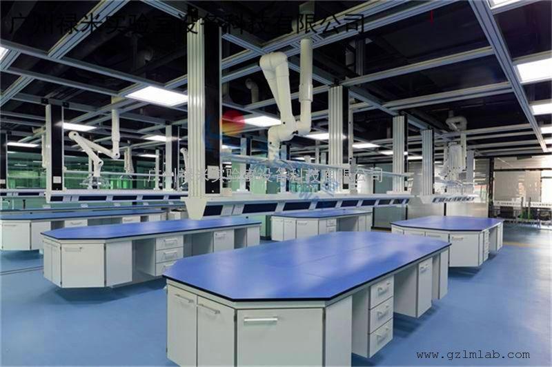 禄米实验室生产全钢实验台 全钢实验台安装