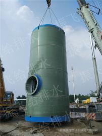 一体化预制雨水泵站使用年限