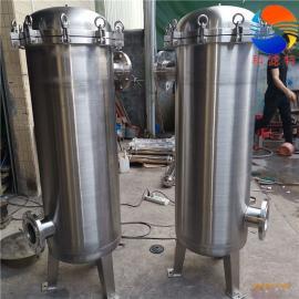 科滤特不锈钢工业前置预处理布袋式过滤器 大流量高精度 可定制