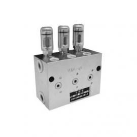 VSG-KR双线分配器干油黄油分配阀水泥厂用