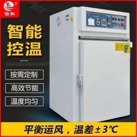 怡和兴LED光电烤箱热风循环烘箱小型工业烤箱包邮定制