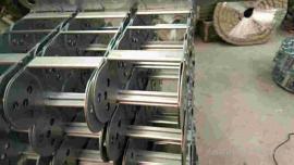 嵘实重型金属钢制拖链 采用淬火技术 表面镀锌