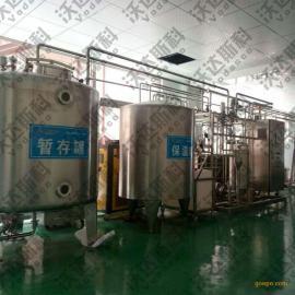 牛奶生产线设备 小型牛奶制冷罐生产线