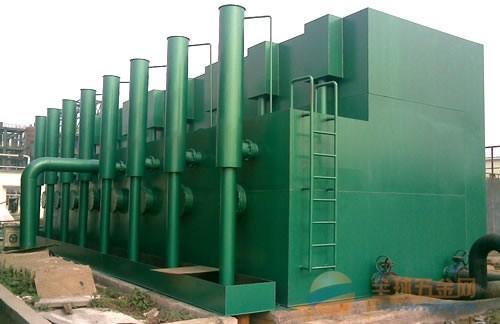 一体化净水处理设备工艺说明