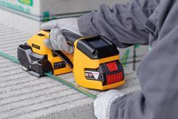 原装进口Strapex捆扎机电池供电手动捆扎工具STB 73打包机