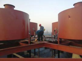 豆制品加工废水处理设备UASB厌氧反应器