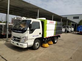 福田扫路车/2吨扫路车