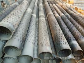可定制不同空隙率滤水管,多种尺寸桥式井管调型生产