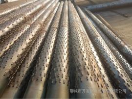 不同深度钻井滤水管钢井管选择