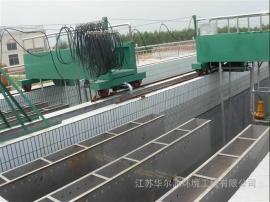 华尔源行车式泵吸排泥机