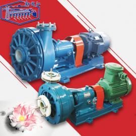 UHB-UF/UP系列全塑耐腐耐磨泵 渣浆泵|矿浆泵|料浆泵