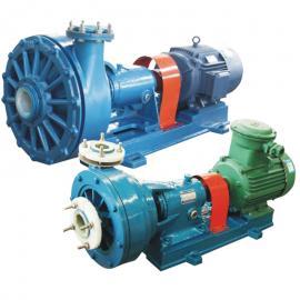 新安江UHB-UF/UP工业污泥渣浆泵 耐腐耐磨离心泵