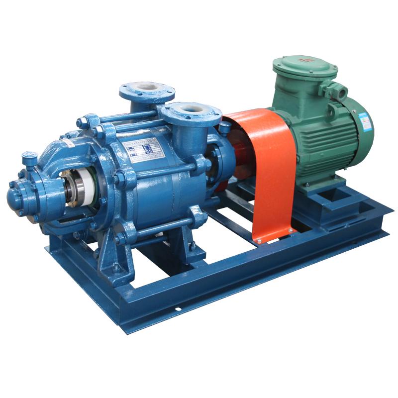 新安江化工业耐腐蚀FSK水环式真空泵