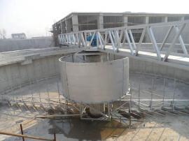 华尔源高效YJN型浓缩池污泥浓缩机
