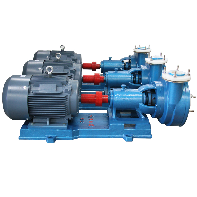新安江UHB-ZK卧式离心料浆泵工业污泥砂浆耐腐耐磨渣浆泵
