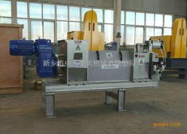 螺旋压榨榨汁机 应用广 高品质压榨脱水处理