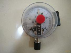 耐震型电接点压力表YTNXC-100(内充硅油耐震)精度1.6级