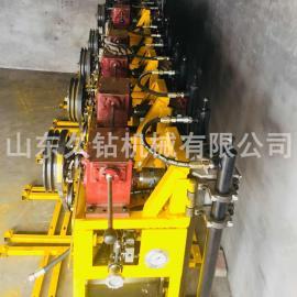 久钻机械岩心取样钻机QBY-50A型液压轻便地质勘探钻机