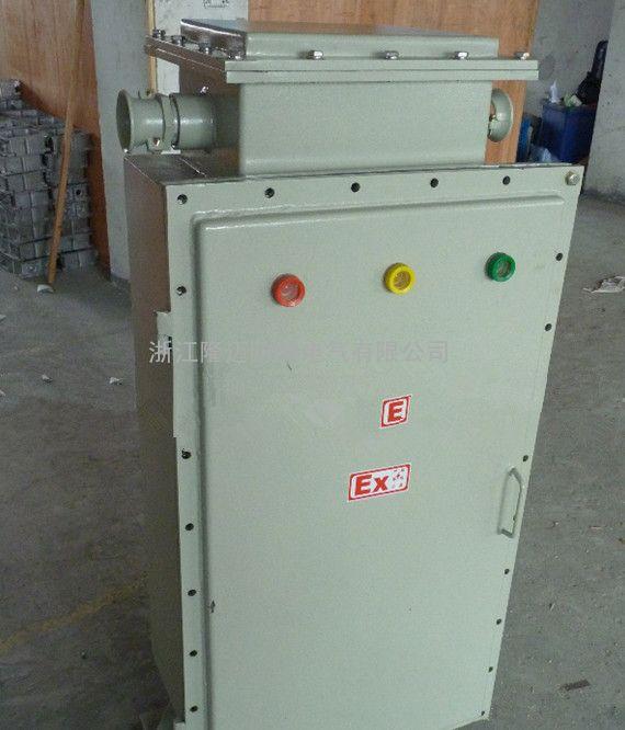 固控设备防爆起动箱