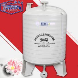 新安江立式化工��罐PPH真空�量罐 耐腐�g聚丙烯抽�V槽