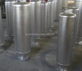 �A�y蒸汽排汽消�器DN100蒸汽排放消�器不�P�制作可降30分�