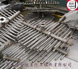 304 316管式液体分布器 萃取塔金属排管式分布器 精填牌金达莱