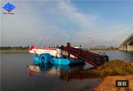 水草打捞船 水库清漂船 全自动保洁船