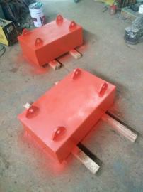 RCYB皮带式永磁除铁器,强磁悬挂式砖机除铁器,强力永磁筒式磁选