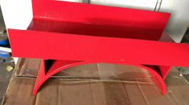 DT型管道减震器 管道管夹橡胶减震器橡胶管道减震托架空调减振器