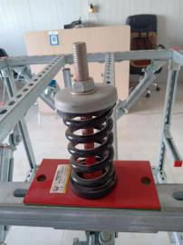YDS型阻尼弹簧减震器水泵风机压缩机减振台座配套安装座装减震器