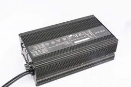 锂电池充电器24V20A 厂销洗地机高尔夫球车电动车电动叉车充电器