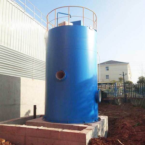 农村安全饮用水净水器结构图 社区生活用水一体化净水器虹吸管