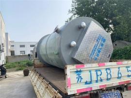 农业灌溉预制式一体化提升泵站