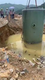 一体化预制泵站现场施工方案说明书