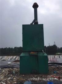 生活垃圾处理设备 垃圾低温热解处理器 荣博源的裂解炉