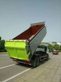 10吨粪污运输车-拉猪粪鸡粪到有机肥厂专用车
