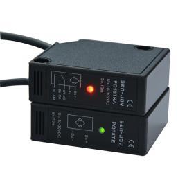 神悦长距离50M红外对射光电开关PQ58T3RA继电器输出