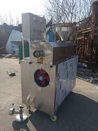 不锈钢电加热粉条机宽粉机 自动控温全封闭粉条机