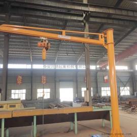 1��壁柱式�冶鄣跎��a加工 BZD��有�臂吊360°旋�D