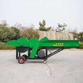 多功能铡草机 小型铡草机 玉米秸秆揉丝机