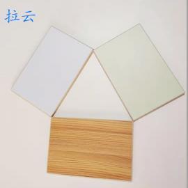 抗菌耐磨以硅酸钙板为基材的拉云无机预涂装饰板