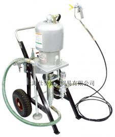 进口无气喷涂机 无气喷漆机 油漆喷涂机 防水材料喷涂泵 双组泵