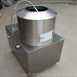 土豆削皮机 全自动小土豆去皮机清洗机 多功能马铃薯去皮机