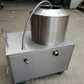 芋头去皮机土豆清洗削皮机 莲藕黄姜清洗去皮机 马铃薯去皮机