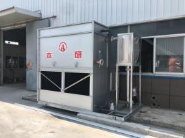 南通高效洁净十博体育型闭式冷却塔