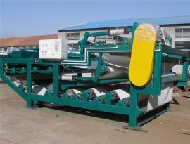 固液分离污泥脱水机工业污水污泥处理箱式隔膜压滤机