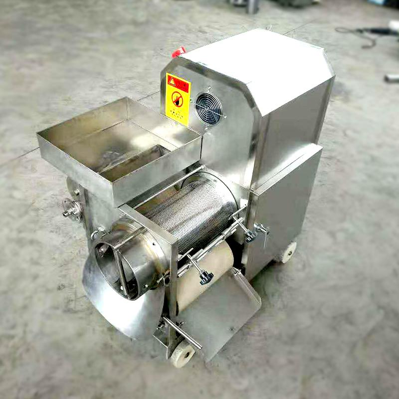 全自动鱼肉采肉机 不锈钢鱼糜采取机