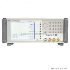 益和MICROTEST 阻抗测试仪6378 测试频率20Hz~5MHz