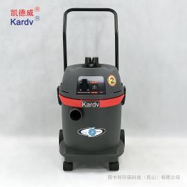 清理硒鼓粉喷塑粉3D打印用吸尘器 凯德威GSZ-1232