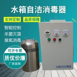 水处理设备?#26412;?#28040;毒灭藻高位水箱自洁消毒器 臭氧发生器